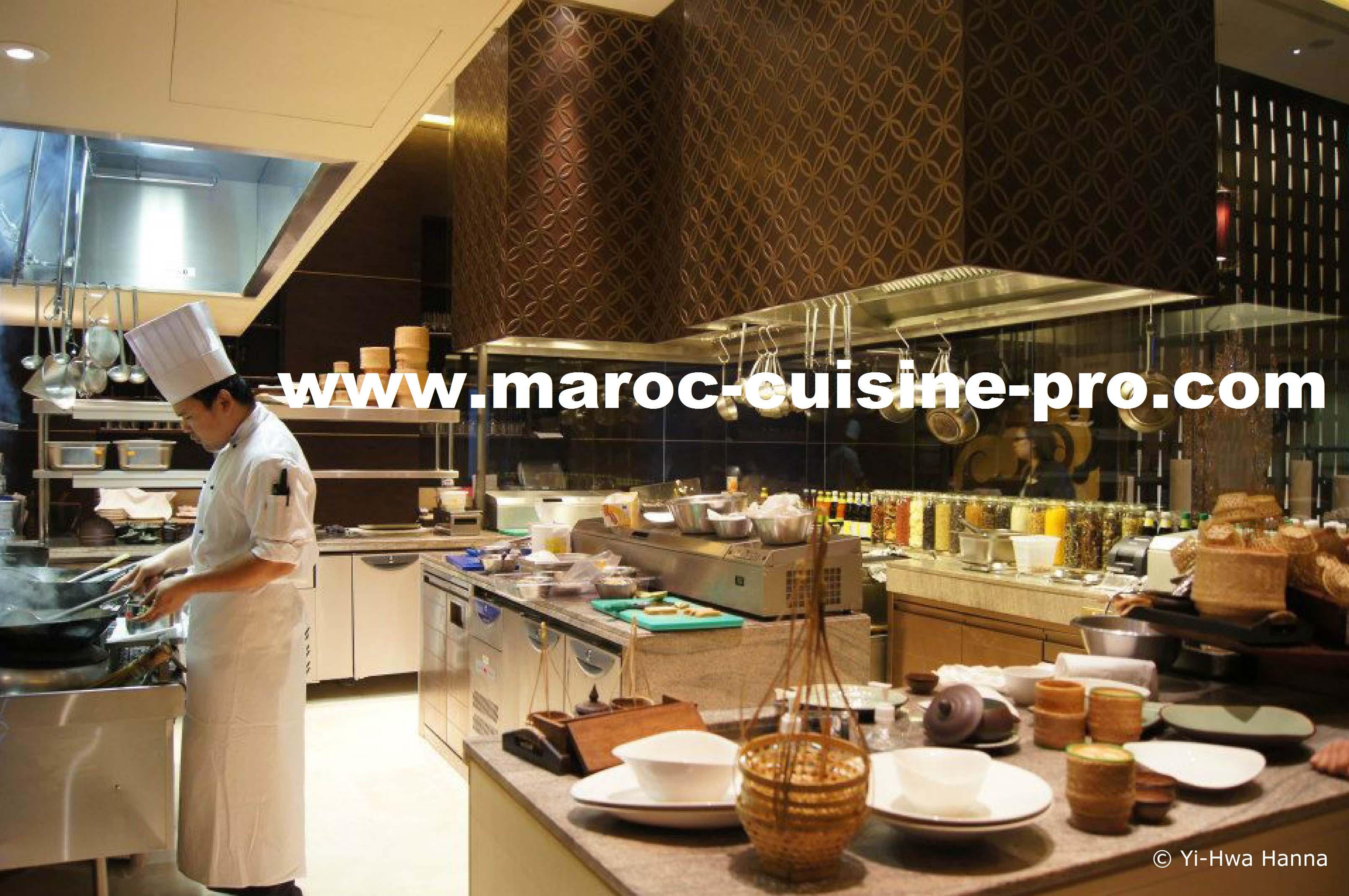 Quipement de cuisine pro pour restaurants marrakech for Equipement cuisine restaurant