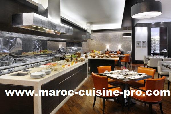 Conseils pour quipement d 39 une restaurant au maroc for Equipement de resto