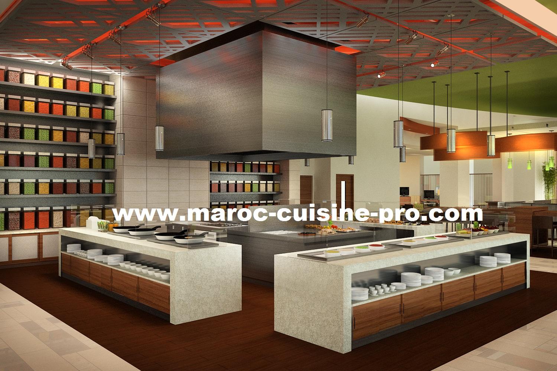 Quipement de cuisine pro pour restaurants marrakech for Equipement de cuisine de restaurant