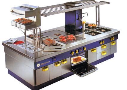 Restaurant au Maroc : équipement de cuisine pro et matériels qualité