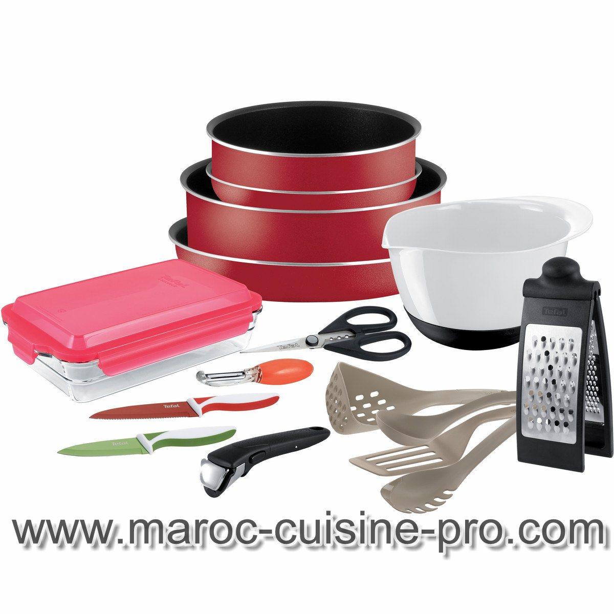 Quipement accessoires vaisselle de cuisine pro au maroc for Vaisselle de cuisine
