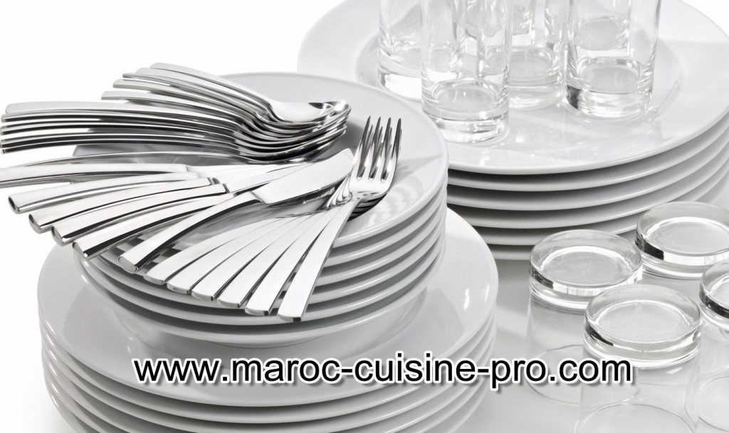 Vaisselle professionnelle et mat riel de cuisine pro for Materiel de cuisine professionnel pour particulier