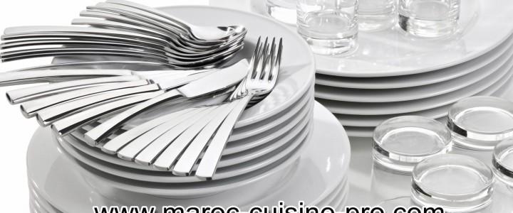 Vaisselle professionnelle et matériel de cuisine pro