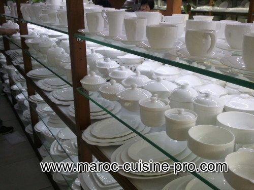 Vaisselle professionnelle et mat riel de cuisine pro for Vaisselle de restaurant