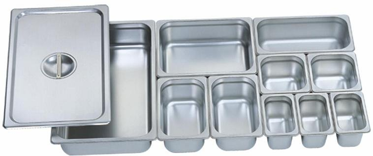 how to clean inox pans