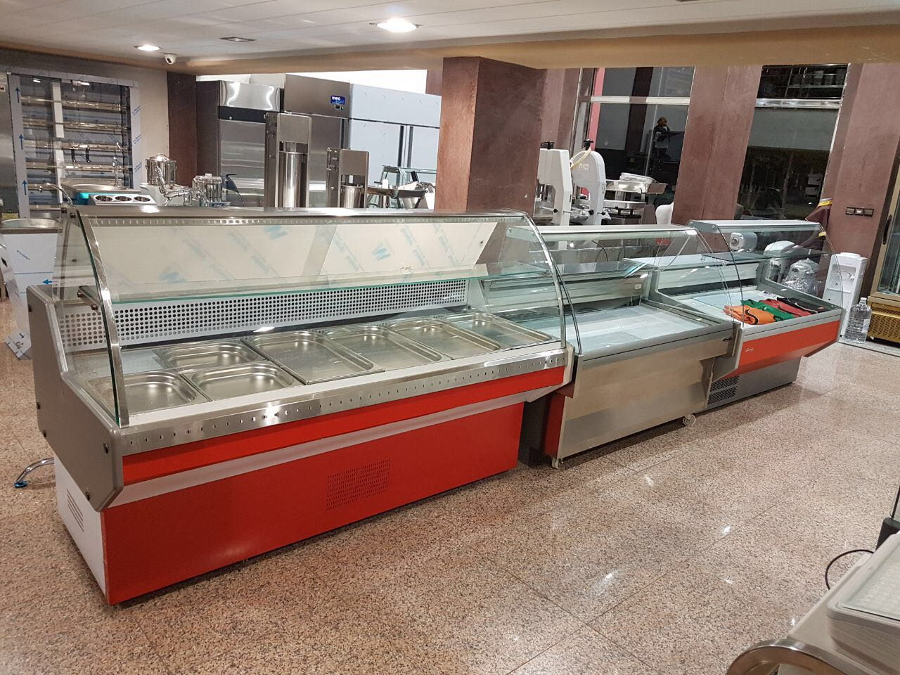 Boulangerie maroc cuisine pro for Chr materiel cuisine