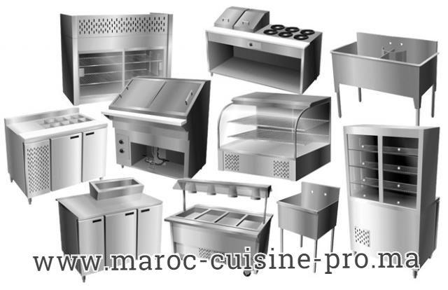 Tous les matériels de cuisine PRO et équipement CHR 1b10144e523e